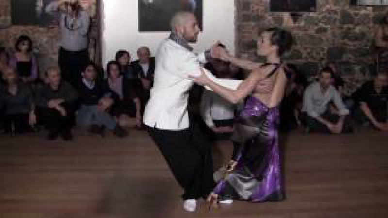 Mariano Otero y Alejandra Heredia - MuyLindoTango Catania 2012