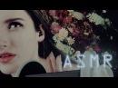 АСМР ASMR - 3Dio 👂 дуновение в ушки, кисточка и массаж ушек - нежно и приятно ♥