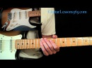 Sweet Child O' Mine Guitar Lesson Pt.1 - Guns N' Roses - Intro - Slash