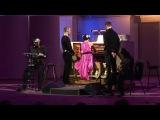 Sting - La Belle Dame Sans Regrets  орган
