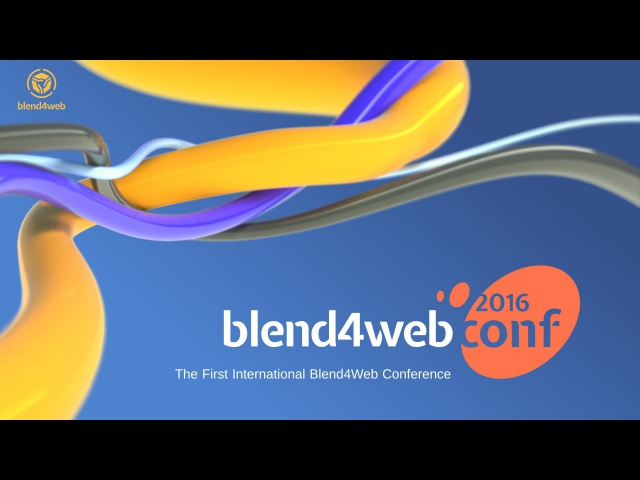 Kirill Osipov Roman Sementsov VR and Web API with Blend4Web