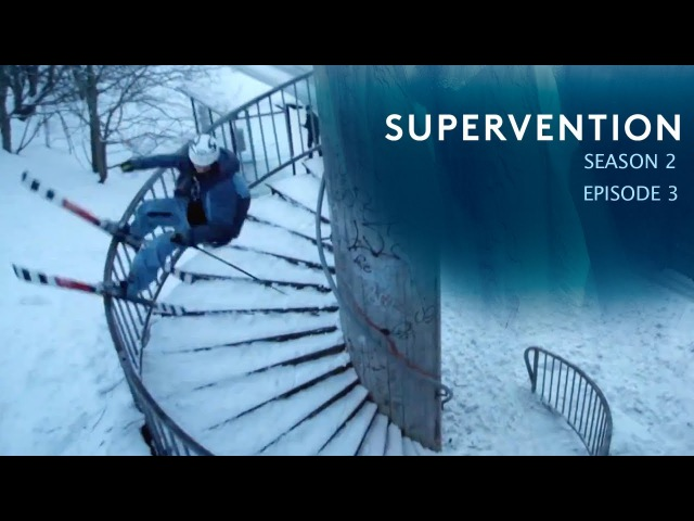The Making of Supervention - S2:E3 - Spiral Slayers
