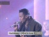 Haddaway - What is love - 1993