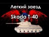 Skoda T-40 | Вестфилд | Легкий заезд