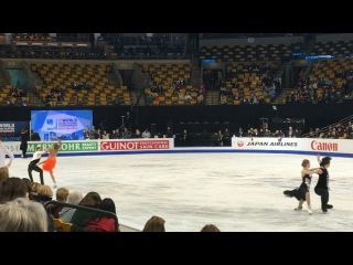 """Yasha Kahn on Instagram: """"#figureskating #worlds2016 in Boston this week. These cats can move."""""""