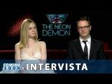 The Neon Demon: intervista a Nicolas Winding Refn e Elle Fanning