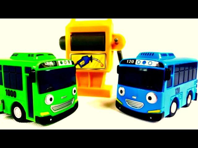 Vidéo en français pour enfants de bus Tayo: phrases de politesse