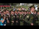 В Донецке прошла торжественная церемония принятия присяги курсантами ДонВОКУ