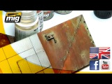 Washes and pigments on rust how to by Mig Jimenez