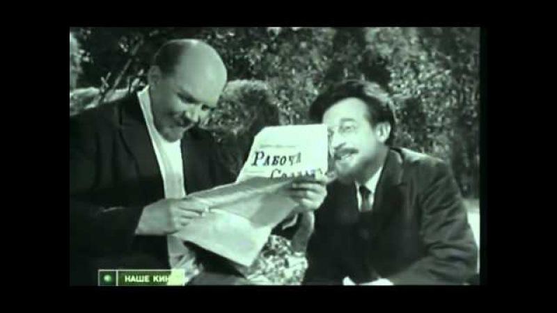 Художественный фильм СИНЯЯ ТЕТРАДЬ СССР, 1963г.
