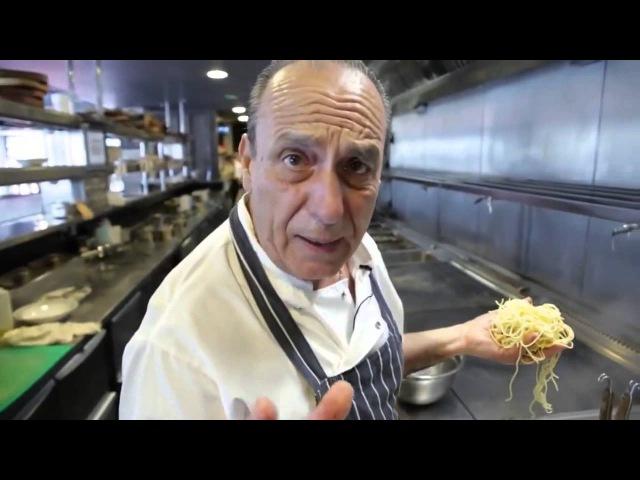 Дженнаро Контальдо Спагетти с соусом Аррабиата
