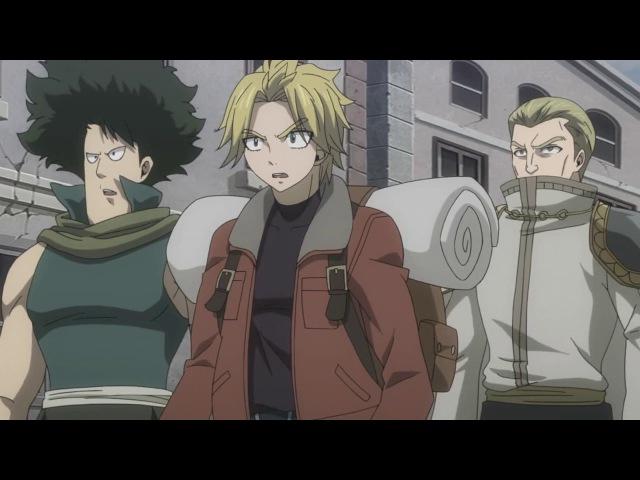 [16] 96 серия | ТВ-2 | 271 серия | Fairy Tail: Zero | Сказка о Хвосте Феи: Начало | TV-2 [Chokoba]