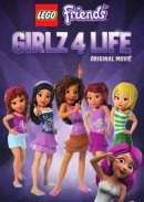 Лего Френдс: Лучшие подружки / LEGO Friends: Girlz 4 Life (2016)