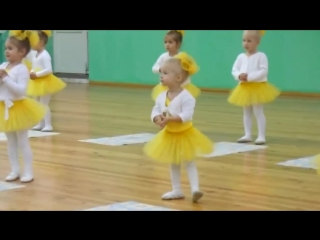 Танец `Лимонадный дождик`. СУПЕР!!!