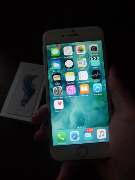 Месяц назад заказала копию iPhone 6S ???? , через 6 дней я забрала его на п ...