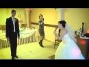 Невеста поет РЭП для жениха