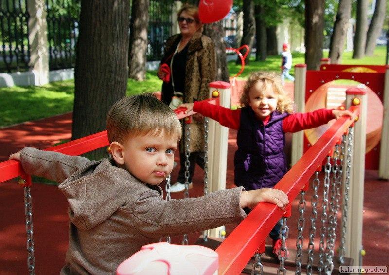 Детский сад «Непоседы»: 5 фото Фото Коломна, фото Коломны Парк Здания и сооружения дети