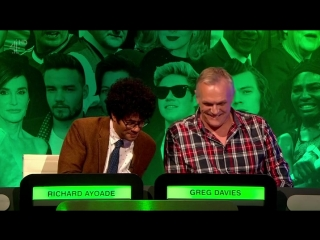 The Big Fat Quiz Of The Year 2015