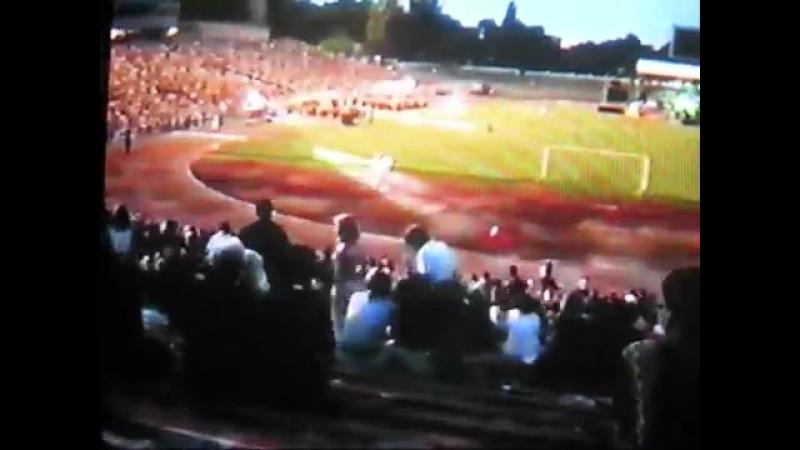 1998.Июнь. Одсса.Стадион ЧМП.Алла Пугачёва. Позови меня с собой