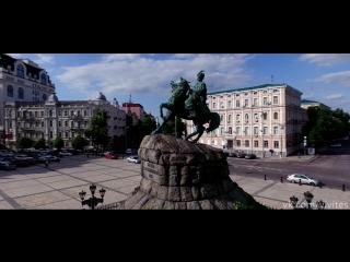 Киев. Аеросъемка с квадрокоптера на заказ (DJI Phantom 3 4K)