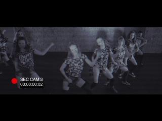 BackBand Dance Group, Ksenia Djaga choreo