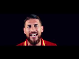 Сборная Испании — La Roja Baila (Гимн сборной Испании)