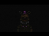 SFM FNAF 4 SONG  Game Over  FULL  - YouTube