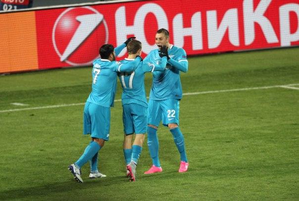 Артем Дзюба и Роналду лидируют в бомбардирской гонке Лиги чемпионов