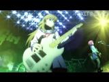 Аниме клип,AMV,rock,под музыку,рок,nightcore,anime.(Мой 4 AMV)