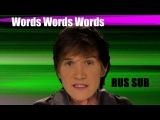 Bo Burnham Words, Words, Words Русские субтитры - Rus Sub