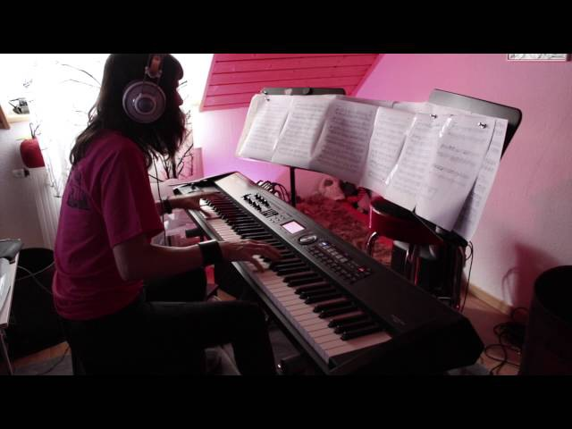 ACDC - Hells Bells - piano cover