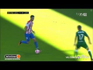 Спортинг - Леганес 2:1. Обзор матча. Чемпионат Испании 2016/17. 3 тур.