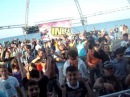 Luxury Music Party Kazantip 17 - Hard Rock Sofa -