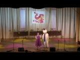IX областной конкурс детских фольклорных ансамблей