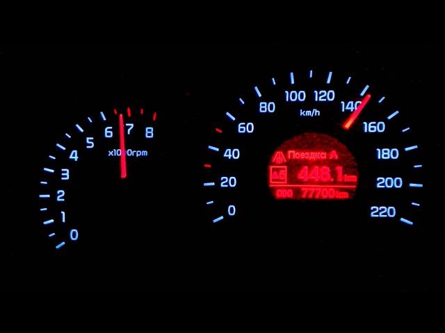 Turbo Kia Rio 1.6 60-220 km