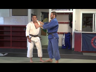 Takedowns for Judo BJJ: Knee Osoto Gari