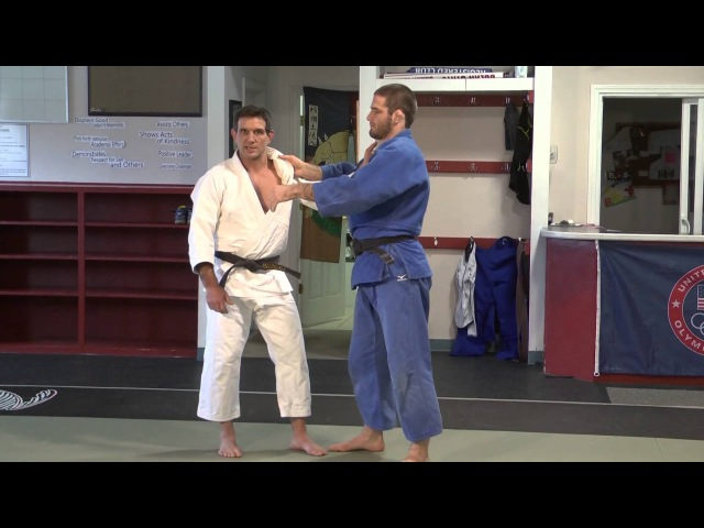 Takedowns for Judo BJJ: Knee Osoto Gari