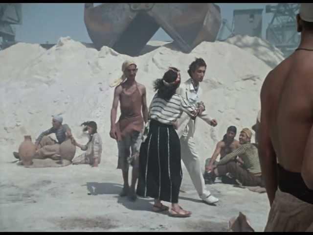 Песня о рыбаке ( Человек амфибия 1961г)
