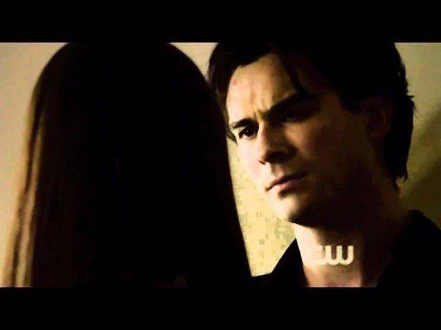 Damon tells Elena he loves her [2x08] Rose