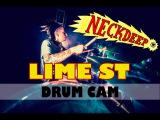 Neck Deep  Lime St  Drum Cam (LIVE)