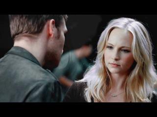 ► Klaus & Caroline   Silhouette [4x07 • 4x23]