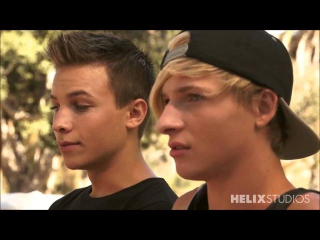Helix Studios - Coming Home - Jacob Dixon and Jessie Montgomery