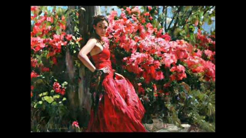 Francis Goya Million Scarlet Roses