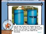 Recirculating Aquaculture Systems Made From Plastic 55 gallon Barrels