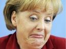 Angela Merkel-ungewöhnlich dumm