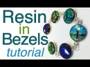 Resin in Bezels - complete tutorial by little-