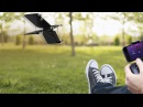 Французская кампанія Parrot прадставіла кампактнага крылатага робата Дэвайс