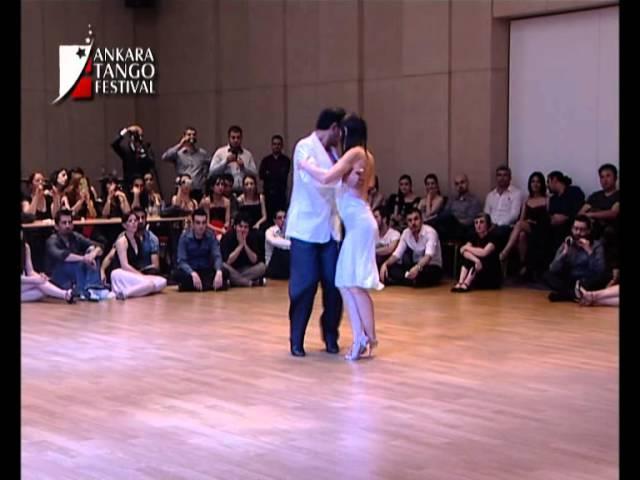 Fabian Peralta y Lorena Ermocida-Pavadita-Orchestra Sexteto Cristal
