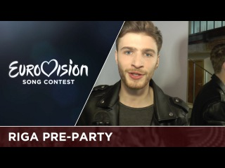 Riga Pre-party: What will make people vote for your song?