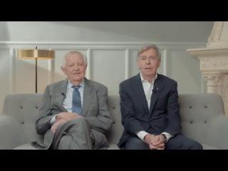 Международный Юбилейный Круиз: Приглашение от основателей компании Йонаса и Роберта аф Йокник